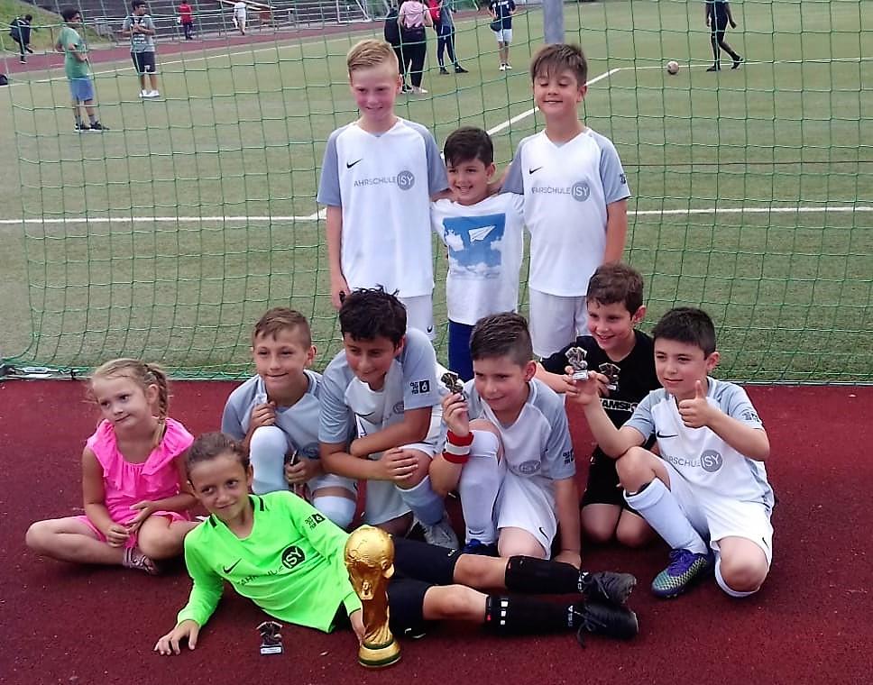 F1-Jugend gewinnt Turnier in Flörsheim