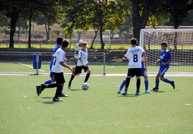 U13 Gruppenliga: 3 Punkte beim Heimauftakt