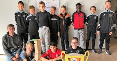 D1-Jugend nimmt an Teamentwicklungs-Workshop teil