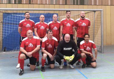 5. Platz der SG Kastel-Kostheim (AH) beim Hallen-Cup in Bodenheim