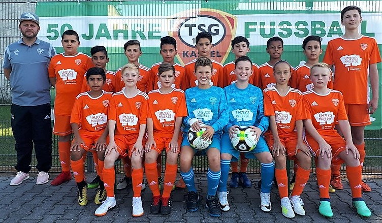 D2 Junioren 2019/2020