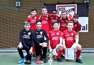 INDOOR MASTER CUP 2020 E- und D-Junioren