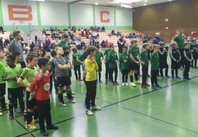 INDOOR MASTERS CUP – F-Junioren