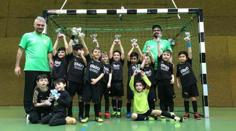 INDOOR MASTERS CUP 2020 – Bambinis im absoluten Fair-Play Modus