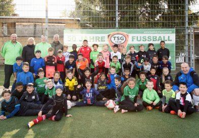 Fußball-Herbstcamp bei der TSG Kastel