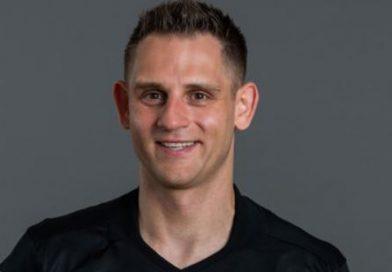Unser Schiedsrichter Rafael Foltyn als EM-Referee nominiert