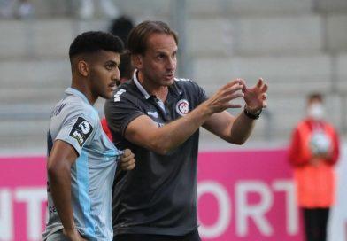 TSG Kastel Talent Amin Farouk gibt Profidebüt beim SV Wehen Wiesbaden