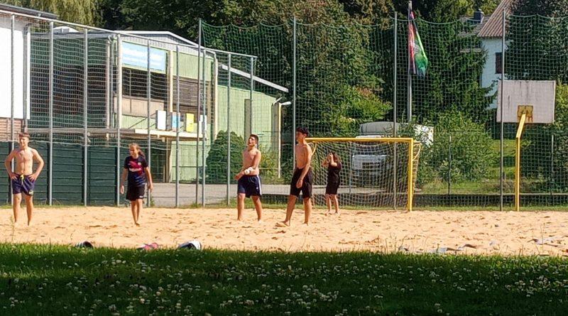 Bericht vom Trainingslager der C-Jugend in Erbach